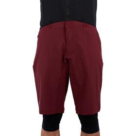 Sportful Giara Pantalones cortos Hombre, rojo